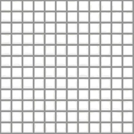 Altea Bianco mozaika 30x30, kostka 2,3x2,3