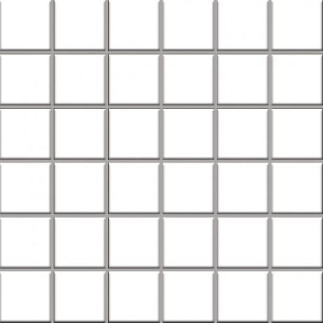Altea Bianco mozaika 30x30, kostka 4,8x4,8