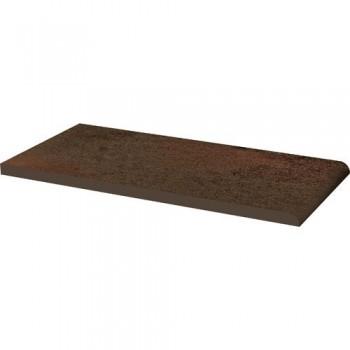 Semir Brown Parapet gładki 30x14,8x1,1