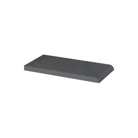 Semir Grafit Parapet gładki 20x10x1,1