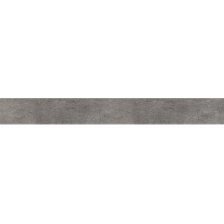 Taranto Grys cokół mat 7,2x59,8