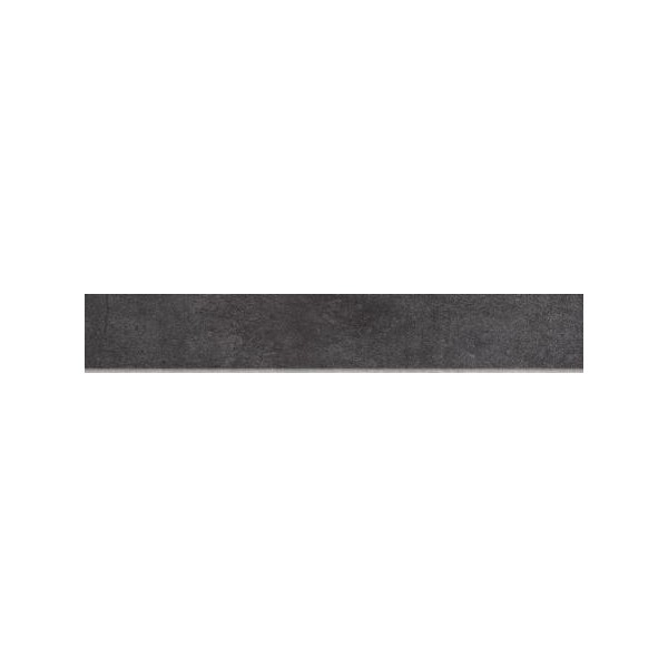 Taranto Grafit cokół mat 7,2x44,8
