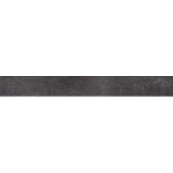 Taranto Grafit cokół mat 7,2x59,8