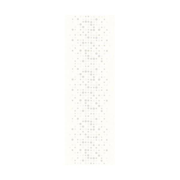 Abrila Bianco inserto kropki A 20x60