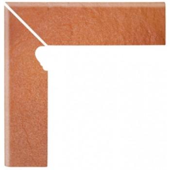 Solar orange cokół schodowy Lewy 3-D 30x8