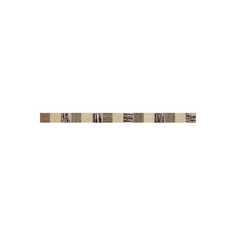 Listwa Biloba brown 60,8x3,9