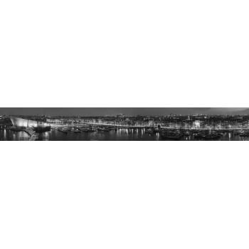 Amsterdam panorama glass inserto 3*( 20x50)