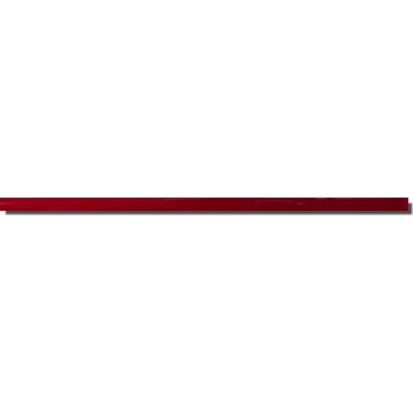 Basic palette glass red border 4,8x60 G.I
