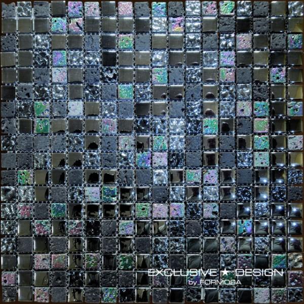 Mozaika szklano-kamienna 30x30 A-MMX08-XX-001