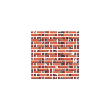 Mozaika szklano-kamienna 30x30 A-MMX08-XX-013