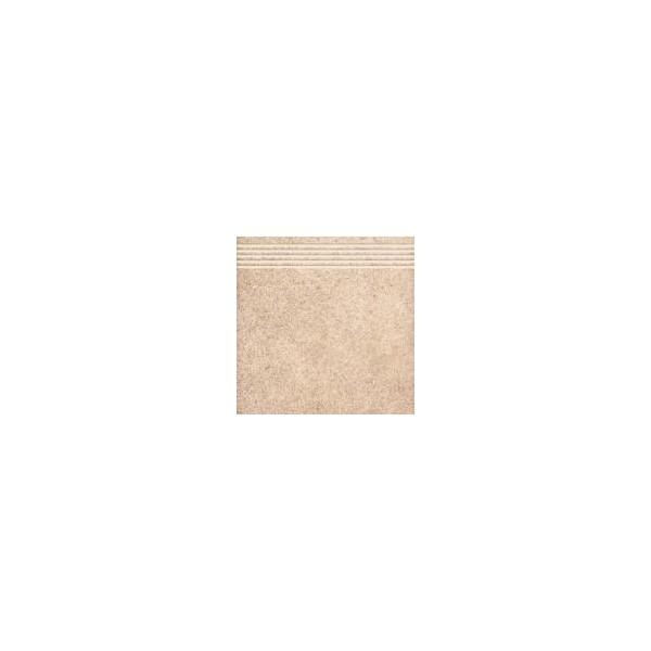 Stopnica Hard Rocks beige 33,3x33,3