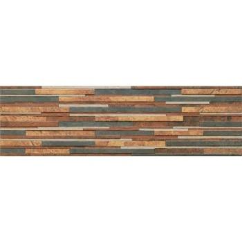 Zebrina Rust 60x17,5x8