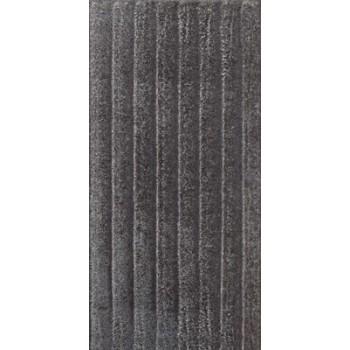 Płytka bazowa podstopnicowa Bazalto Grafit C 30x14.8