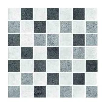 Amsterdam mosaic A 20x20