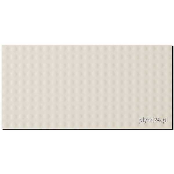 ORIGAMI DUNE pulse white glossy structure 29,7x60