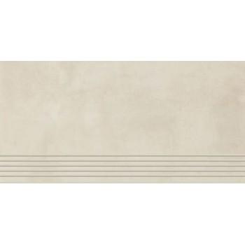 Tecniq Bianco stopnica mat 59,8x29,8