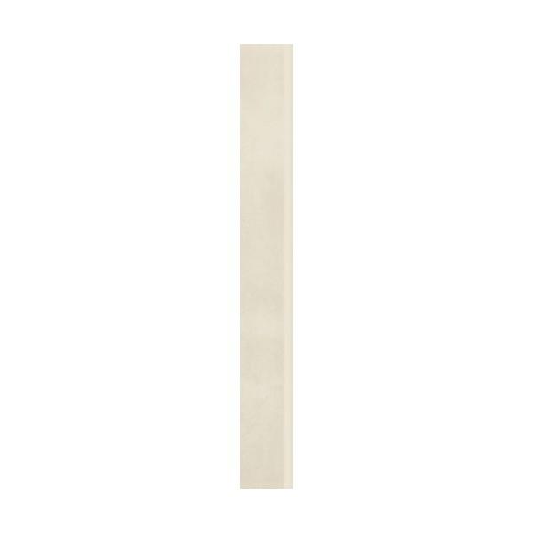 Tecniq Bianco cokół półpoler 7,2x59,8