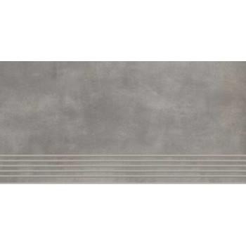 Tecniq Silver stopnica mat 59,8x29,8