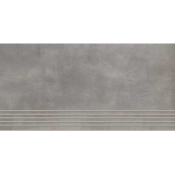 Tecniq Silver stopnica półpoler 59,8x29,8