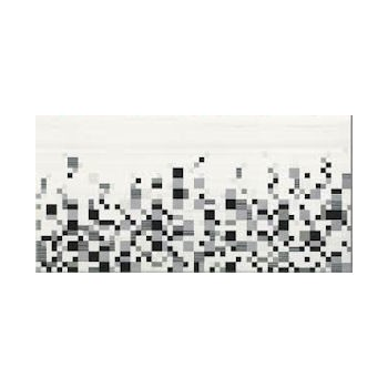 sindi white inserto geo 29,7x60
