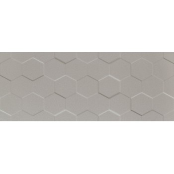 Elementary grey hex STR 748x298
