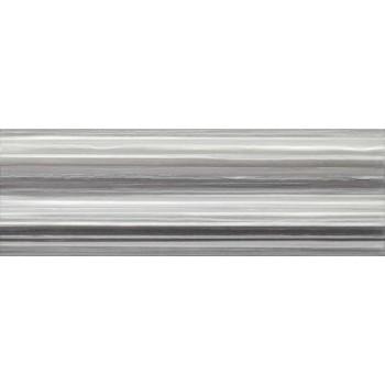 Adriatic Grey Inserto 25x75