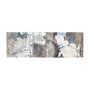 INSERTO SLATE FLOWER 2 20X60