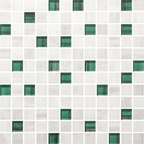 Laterizio mozaika cięta mix 29,8x29,8 GAT.I