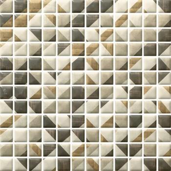 Enya Grafit mozaika prasowana 29,8x29,8