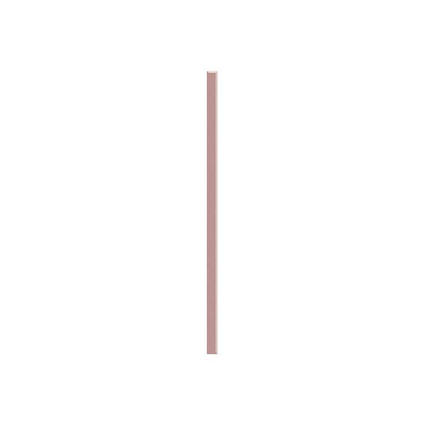 uniwersalna listwa szklana Paradyż Praline 2,3x60