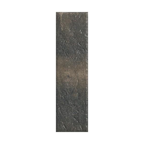 Scandiano Brown elewacja 6,6x24,5