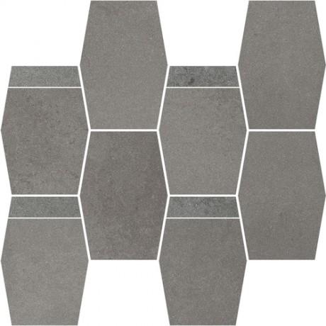 Naturstone Grafit mozaika cięta 28,6x23,3 GAT.I