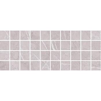 LIGHT MARQUINA MOSAIC 9,74X24,62
