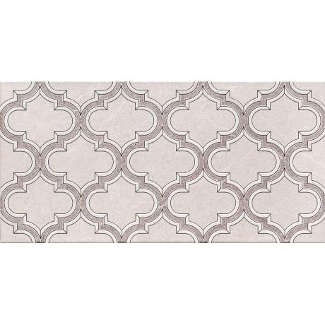 Braid grey dekor ścienny 448 x 223