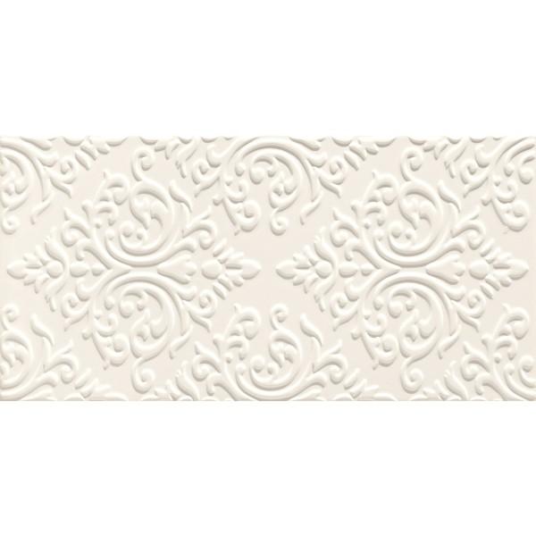 Delice white STR dekor 448 x 223