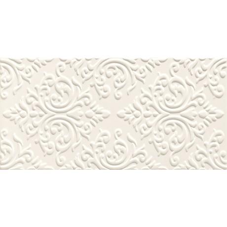 Delice white STR dekor 44,8x22,3 GAT.I