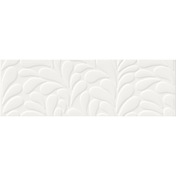 MOON LINE WHITE SATIN STRUCTURE 29x89
