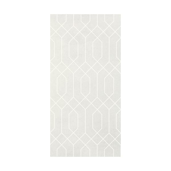 Taiga Silver Ściana Rekt. Dekor 29.5 x 59.5