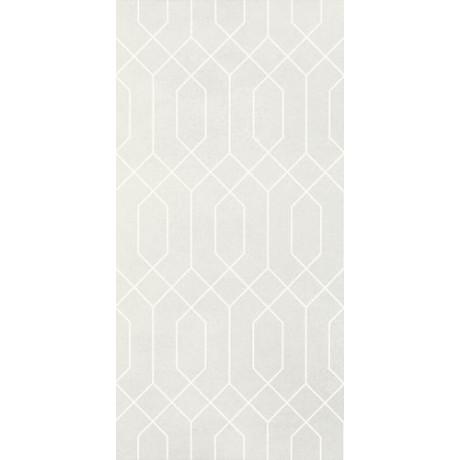 Taiga Silver Ściana Rekt. Dekor 29.5x59.5 GAT.I