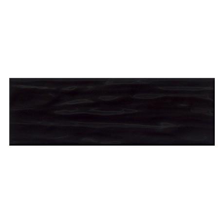 BACHATA BLACK GLOSSY 9,8 x 29,8