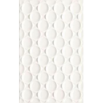 Martynika Bianco Ściana Struktura 25 x 40