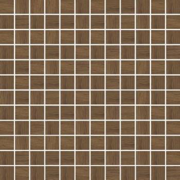 Loft Brown Wood Mozaika Prasowana 29.8 x 29.8