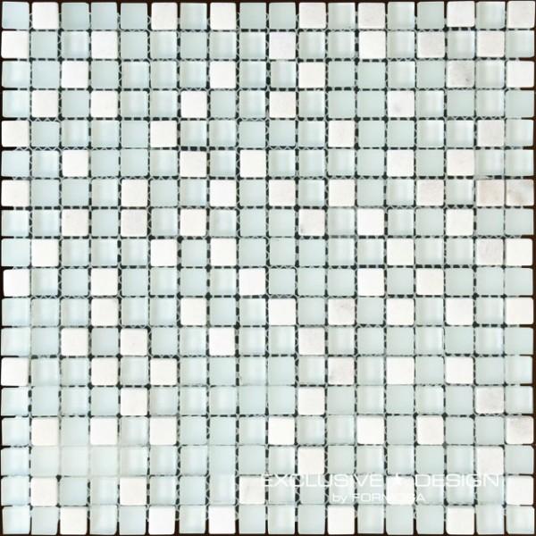 Glass and stone mosaic 300x300x8 Nr 14 A-MMX08-XX-014