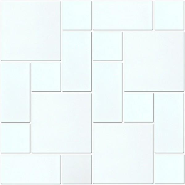 Glass mosaic 300x300x6 Nr 19