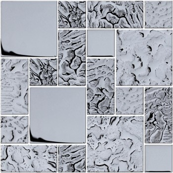 Glass mosaic 300x300x6 Nr 9 A-MGL06-XX-009