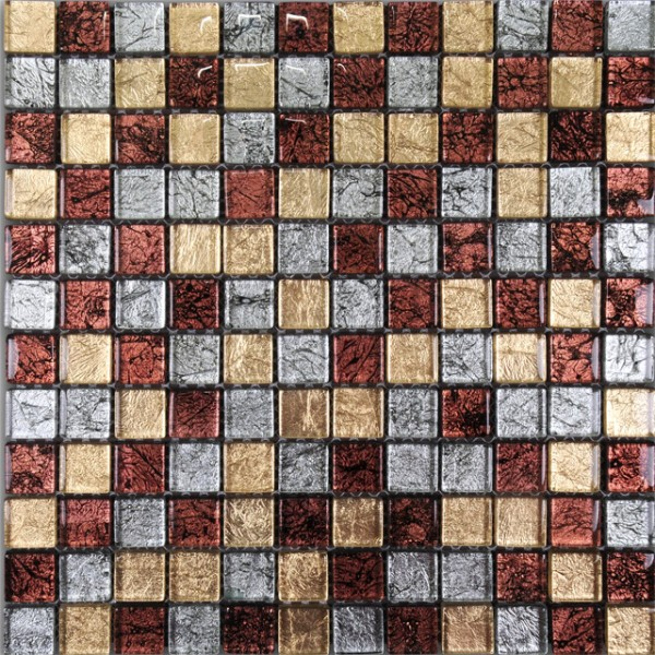 Glass mosaic 300x300x8 Nr 34 A-MGL08-XX-034