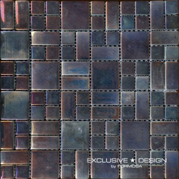 Glass mosaic 300x300x8 Nr 51 A-MGL08-XX-051