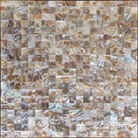 Seashell mosaic 300x300x8 No. 9 (AERO)A-MSH08-ZZ-009