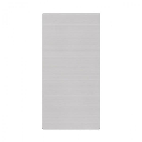 Mozaika szklana Componer srebrny mat 247x123x6 mm Nr 6 A-CGL06-XX-003