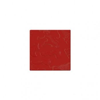 Mozaika szklana Componer czerwony struktura 123x61x6 mm Nr 25 A-CGL06-XX-025